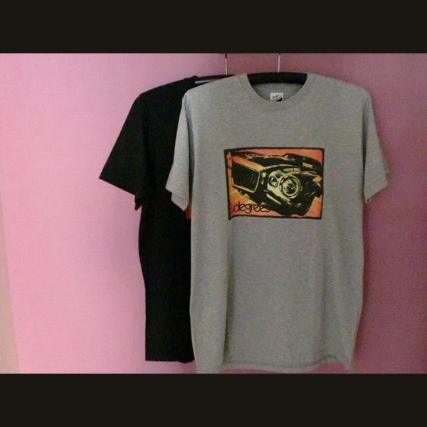 6DEGREES オリジナルTシャツ '71CAMARO・カマロ 杢グレイ/アメ車/シボレー|6degrees|03