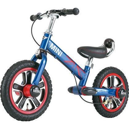 エムアンドエム ミニファーストバイク12 ライトニングブルー BL 自転車 二輪車 こども 子供 M&M のりもの 乗り物 外出 遊び ママ