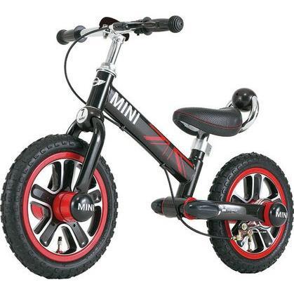 エムアンドエム ミニファーストバイク12 ミッドナイトブラック BK 自転車 二輪車 こども 子供 M&M のりもの 乗り物 外出 遊び ママ 一部地域 送料無料