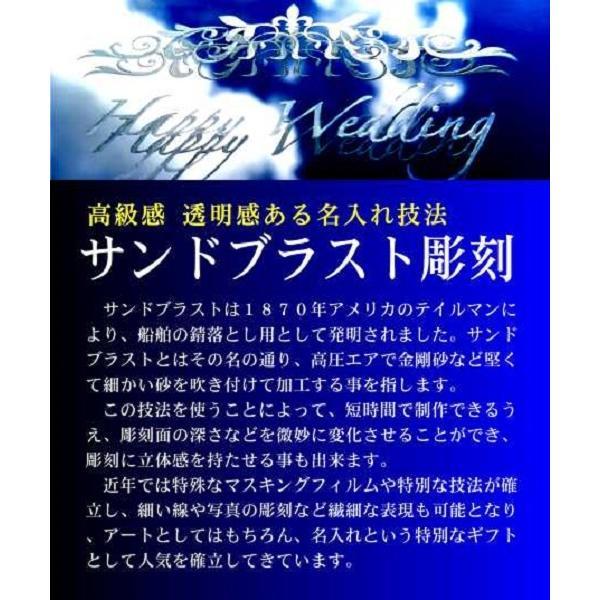 名入れ 写真彫刻 赤ワイン 父の日 敬老の日 誕生日 結婚 退職 お祝い 記念品|7colors-glassart|13