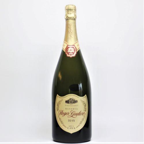 名入れ 写真彫刻 マグナムボトル スパークリングワイン 1500ml ロヂャーグラート カバ ゴールド・ブリュット プレゼント お祝い 記念品 サプライス|7colors-glassart|03