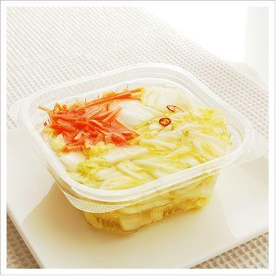 [白菜の浅漬け:ほんのりにんにくの香り・ごはんがすすんじゃう]スーパー白菜 320g 812hosoduke 04