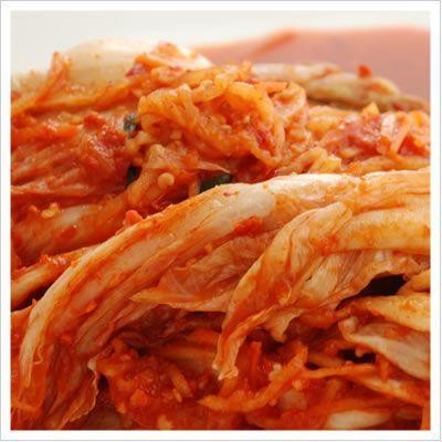 [白菜のキムチ:たっぷり大袋入り、辛さ3倍]激辛ソウル(袋) 1kg 812hosoduke 04