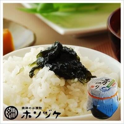 [海苔の佃煮]青のり 1瓶160g|812hosoduke