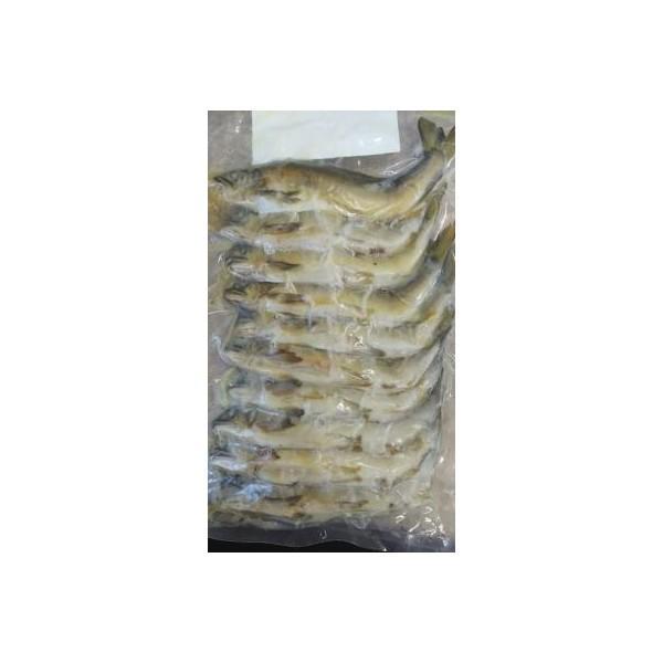 まるごと食べれる焼鮎(小)10尾x20P(P2550円税別)鮎 業務用 ヤヨイ