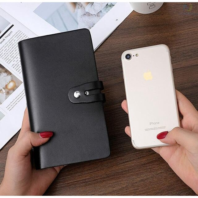カードケース メンズ レディース 96枚収納 スキミング防止 RFID 大容量 カード収納 上質 ブラック レッド ブラウン ネイビー 男女兼用|8787-store|13