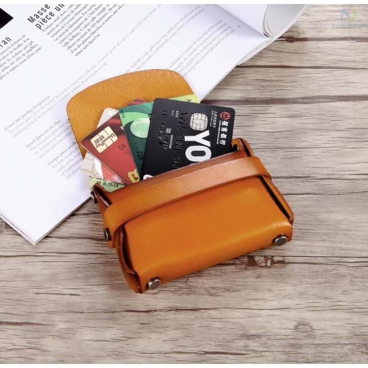 コインケース 小銭入れ メンズ レディース 本革 牛革 カード入れ カードケース コンパクト 長持ち 収納ケース|8787-store|02