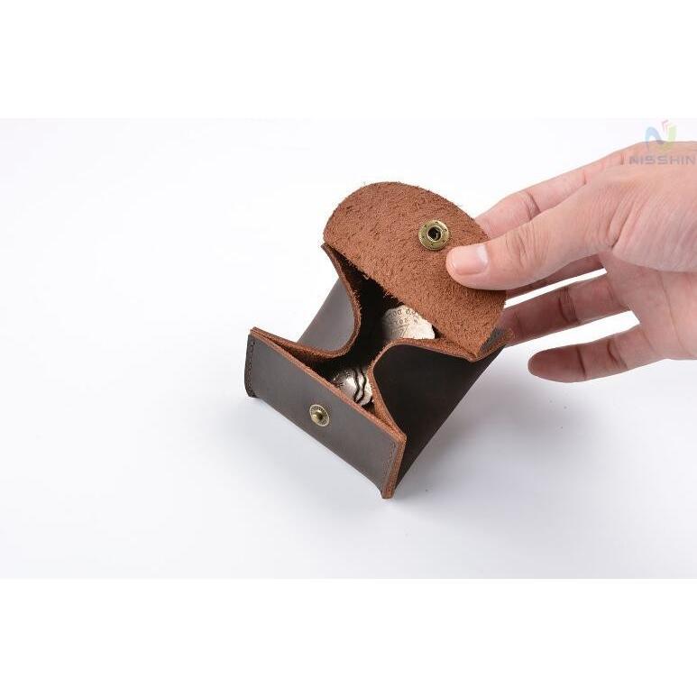 コインケース 小銭入れ メンズ レディース 本革 牛革 コンパクト 長持ち 経年変化 8787-store 13