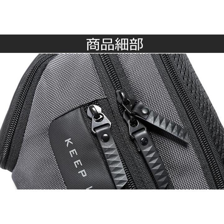 ボディバッグ 大容量 ショルダーバック USB シンプル メンズ 鞄 かばん ボディーバッグ ワン ショルダーバッグ 通勤 旅行 社会人 学生 高校生|8787-store|11
