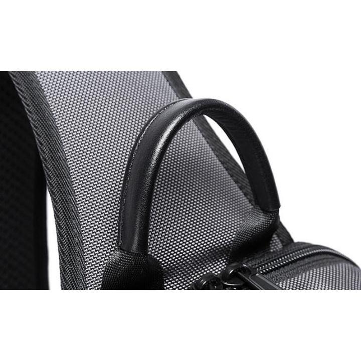 ボディバッグ 大容量 ショルダーバック USB シンプル メンズ 鞄 かばん ボディーバッグ ワン ショルダーバッグ 通勤 旅行 社会人 学生 高校生|8787-store|12