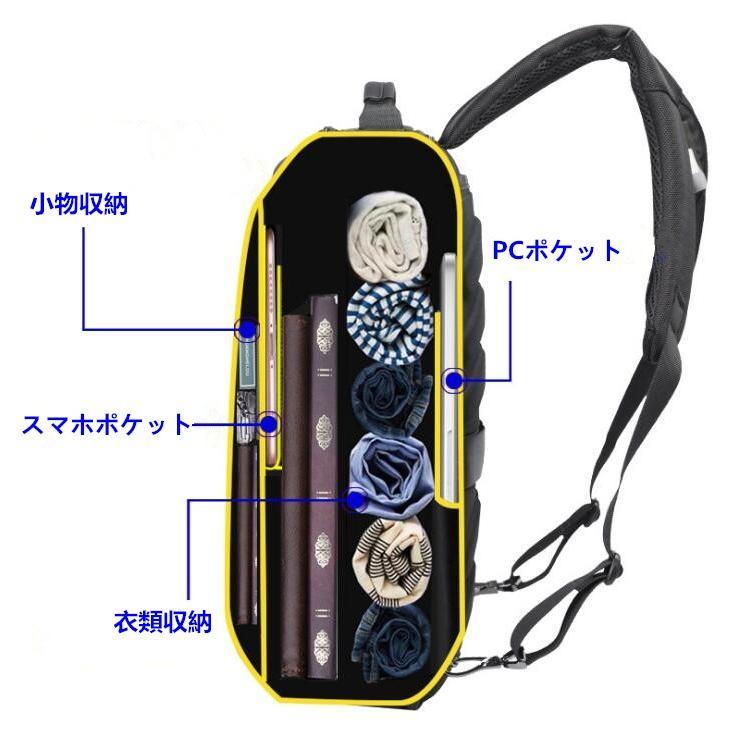 ビジネスリュック リュックサック パソコンバッグ メンズバッグ ビジネスバッグ サラリーマン USB充電口 通勤 通学 出張 3way 大容量 防水 撥水 8787-store 03