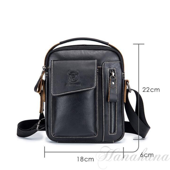 ショルダーバッグ メンズバッグ メンズショルダー バッグ 柔らかい素材 シンプル 大容量 斜めがけ レザーバッグ|8787-store|02