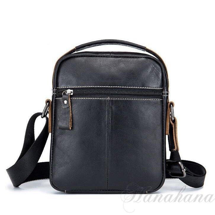 ショルダーバッグ メンズバッグ メンズショルダー バッグ 柔らかい素材 シンプル 大容量 斜めがけ レザーバッグ|8787-store|04