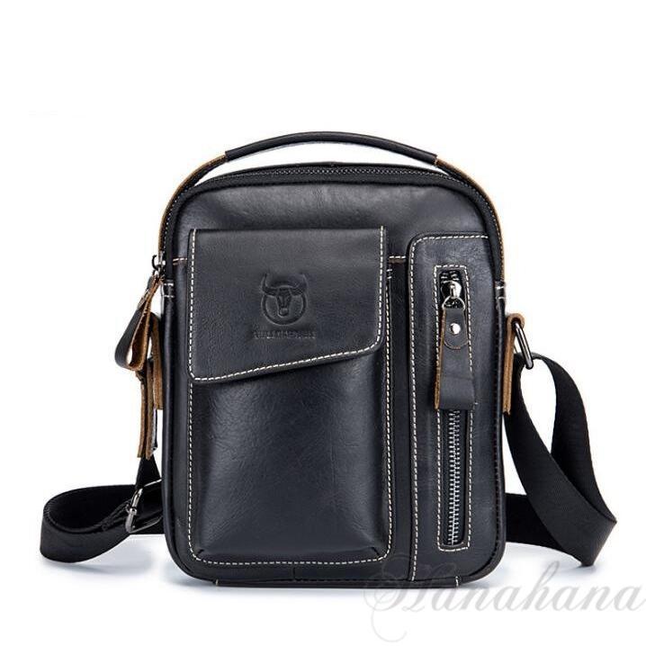 ショルダーバッグ メンズバッグ メンズショルダー バッグ 柔らかい素材 シンプル 大容量 斜めがけ レザーバッグ|8787-store|08