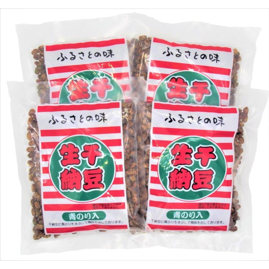 いばらき食品 信用 生干納豆 青のり入 計720g 受注生産品 180g×4個パック