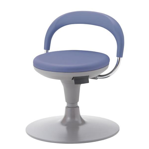 作業用チェア 作業用チェア 作業椅子 マルチスツール 背付 背固定 固定脚 TSS-K18ZS