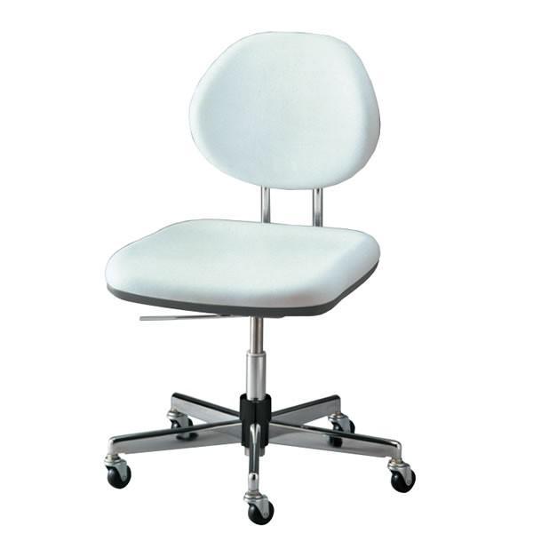 導電チェアー 導電チェアー 導電チェアー 作業用オフィスチェア 作業チェア 作業用椅子 背付き NOTSW-EG6 75c