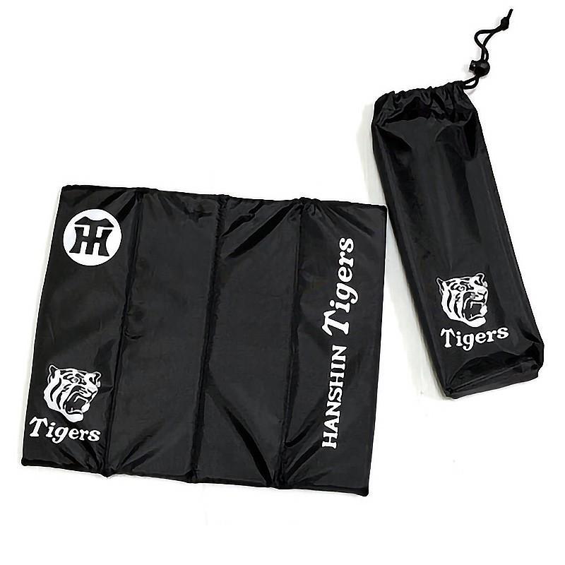 専門店 全国一律送料無料 阪神タイガースグッズ タイガース折り畳みクッション