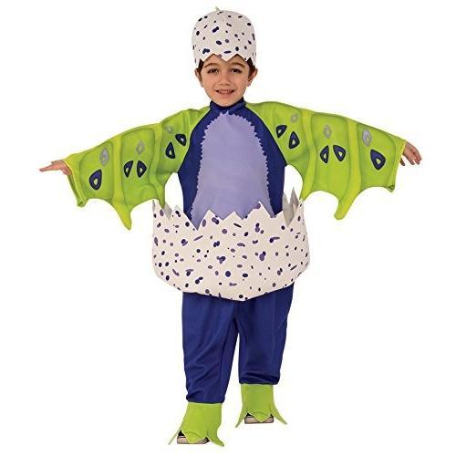 UHC Boy 's Draggles hatchimal Outfitテーマ幼児用子ハロウィンコスチューム Toddler (2-4T) マルチカラ