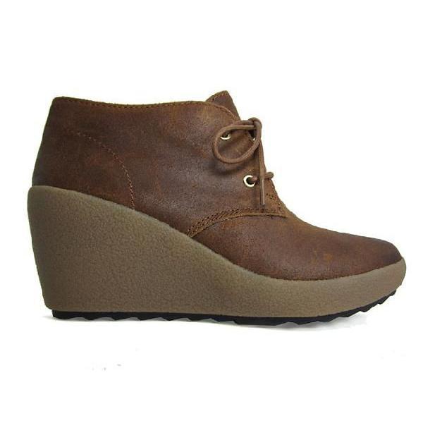 【2018?新作】 CLARKS(クラークス)/ブーツ/靴/アクティブAIR/クラークス 134F/BRS(ブラウンスエード)/ウエッジソール, 野球用品専門店スワロースポーツ:c95570cd --- fresh-beauty.com.au