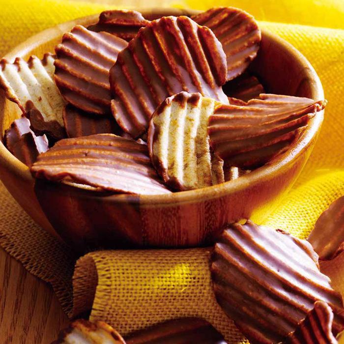 ロイズ ランキングTOP10 商店 ROYCE ポテトチップチョコレート オリジナル お中元 冷 父の日 チョコポテト