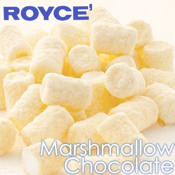 ロイズ マシュマロチョコレート 超美品再入荷品質至上 ラッピング無料 ホワイト 冷
