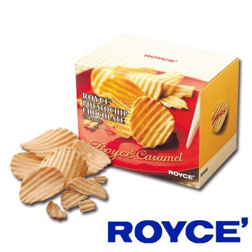 ロイズ ROYCE ポテトチップチョコレート キャラメル【冷】  お中元 チョコポテト  父の日|946kitchen|02