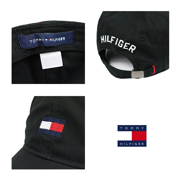 トミーヒルフィガー キャップ メンズ レディース 帽子 TOMMY HILFIGER ARDIN CAP ブランド ロゴ 人気|99headwearshop|09