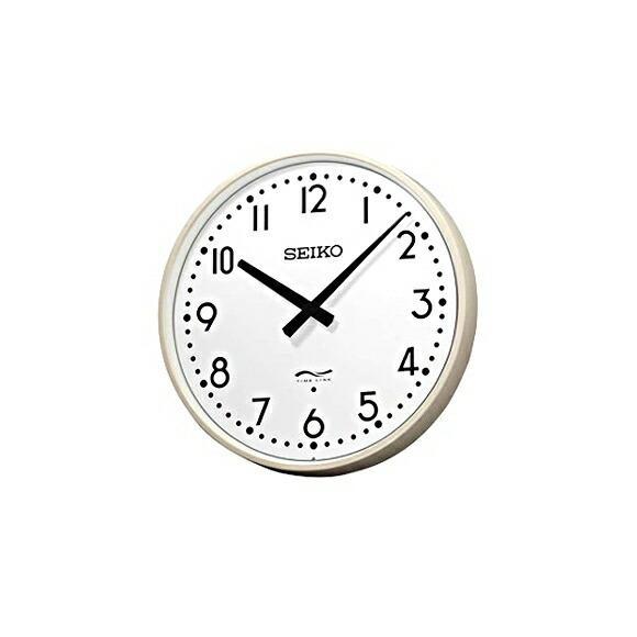 SEIKO セイコー 掛け時計 タイムリンククロック SC-300CTL