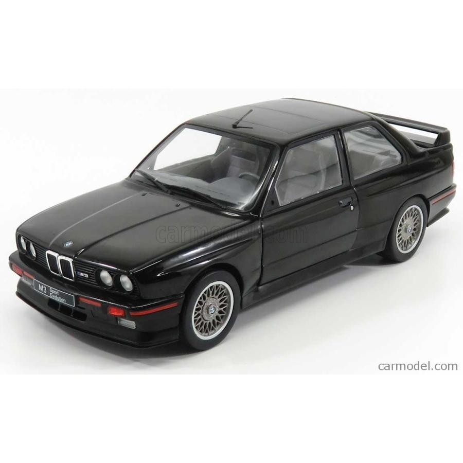 BMW 3シリーズ M3 ミニカー 1/18 SOLIDO BMW 3-SERIES M3 E30 1990