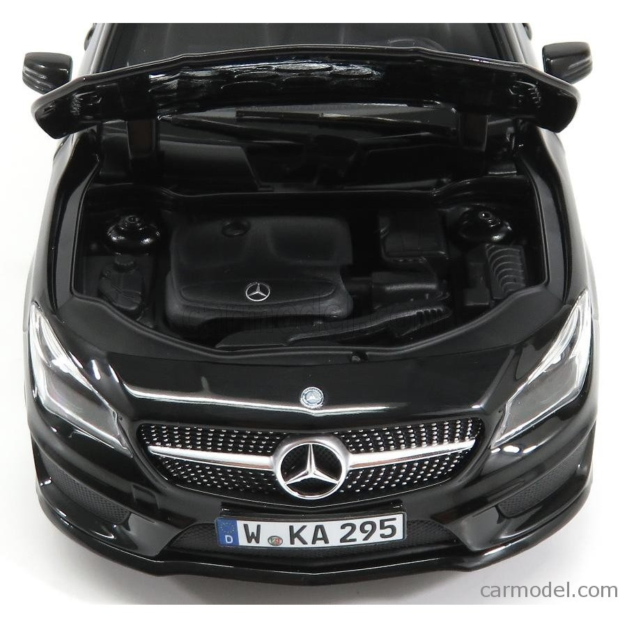 NOREV 183598 Mercedes Benz CLA Shooting Brake 2015 Black   1//18