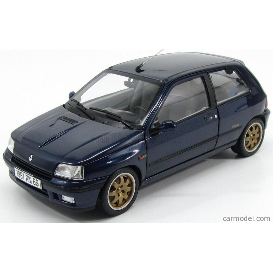 Norev Renault Clio Williams Phase 1 Bleue 1993 1//18 185230 23