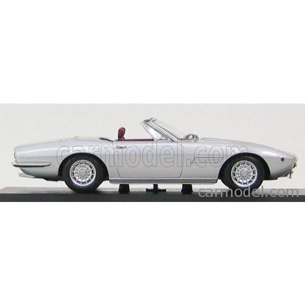 Minichamps 1:43 Maserati Ghibli silver