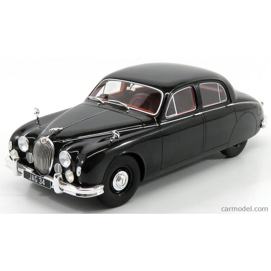 ミニカー 1/18 ジャガー 2.4 MKI CULT-SCALE MODELS JAGUAR 2.4 MKI 1955 黒 CML047-3
