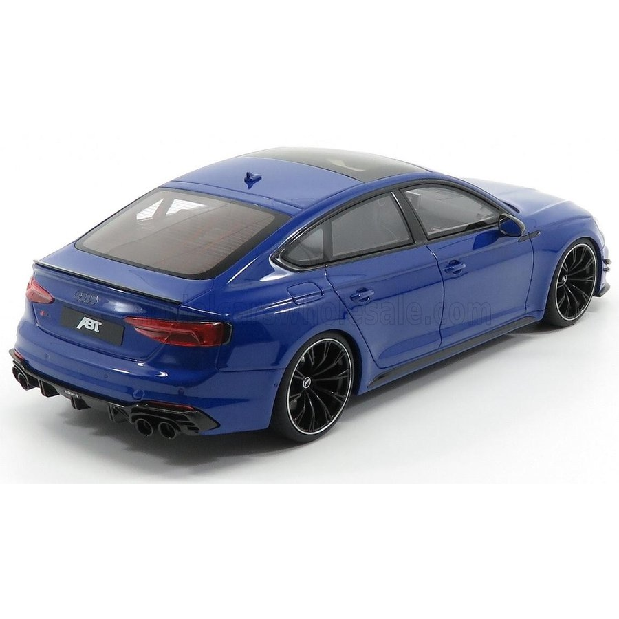 #GT273 Blau GT-Spirit Audi ABT RS5 Sportback 1:18