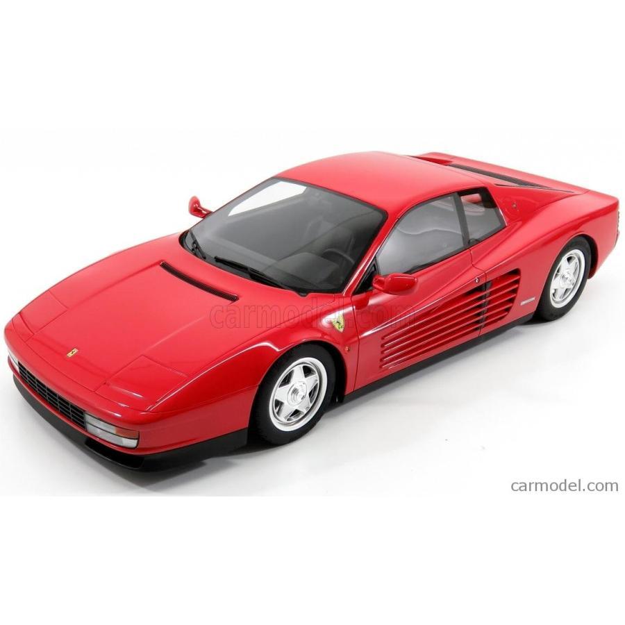 フェラーリ テスタロッサ 1989 ミニカー 1/12 京商 KYOSHO FERRARI TESTAROSSA 1989 赤 KSR08663R-B