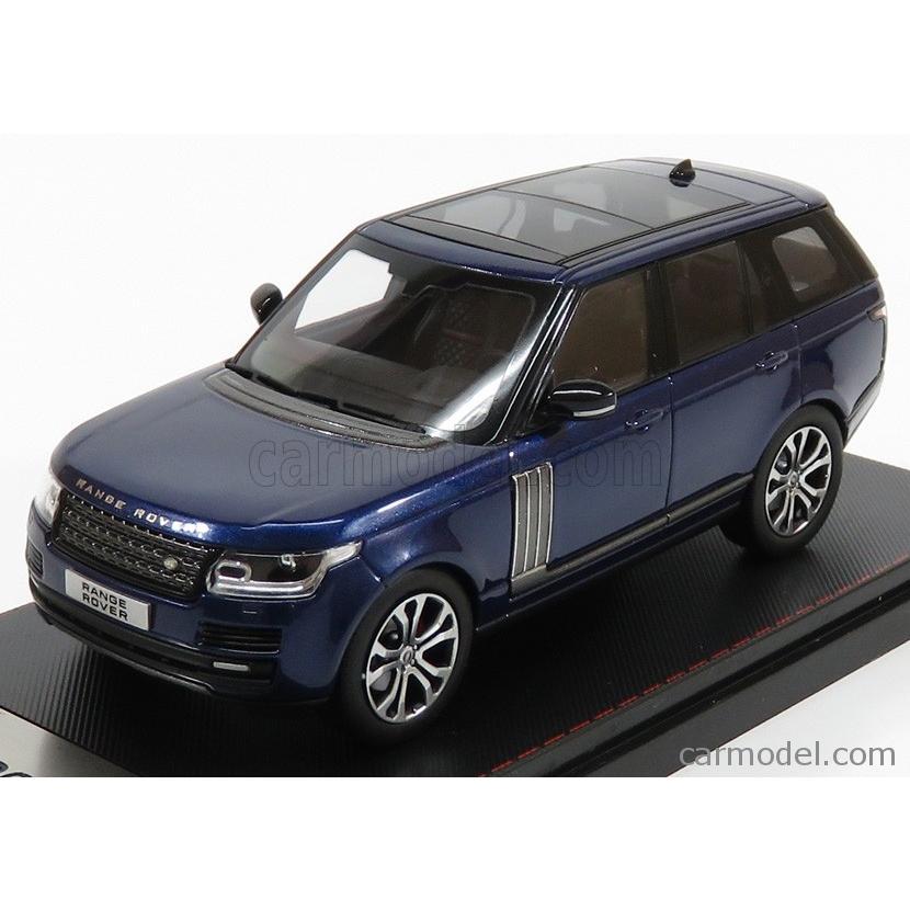 blau LCD43001BU LCD Models 1:43 Range Rover SV Autobiography