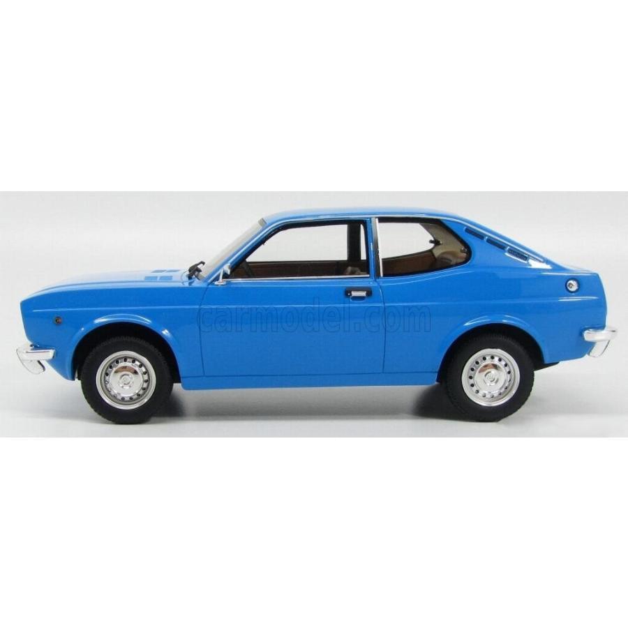 128 COUPE 1100 S 1972 1//18 LAUDORACING FIAT