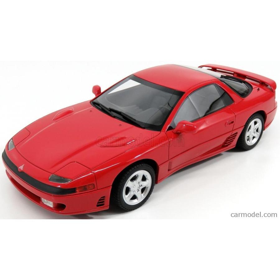 三菱 3000 GTO 1992 ミニカー 1/18 LS-COLLECTIBLES MITSUBISHI 3000 GTO 1992 赤 LS019A