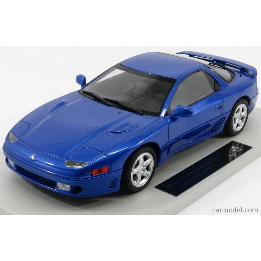 三菱 3000 GTO 1992 ミニカー 1/18 LS-COLLECTIBLES MITSUBISHI 3000 GTO 1992 青 LS019D