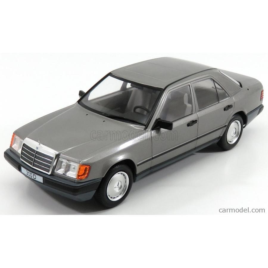 ミニカー 1/18 メルセデス ベンツ Eクラス MCG MERCEDES BENZ E-CLASS 300D (W124) 1984 グレー MET MCG18100
