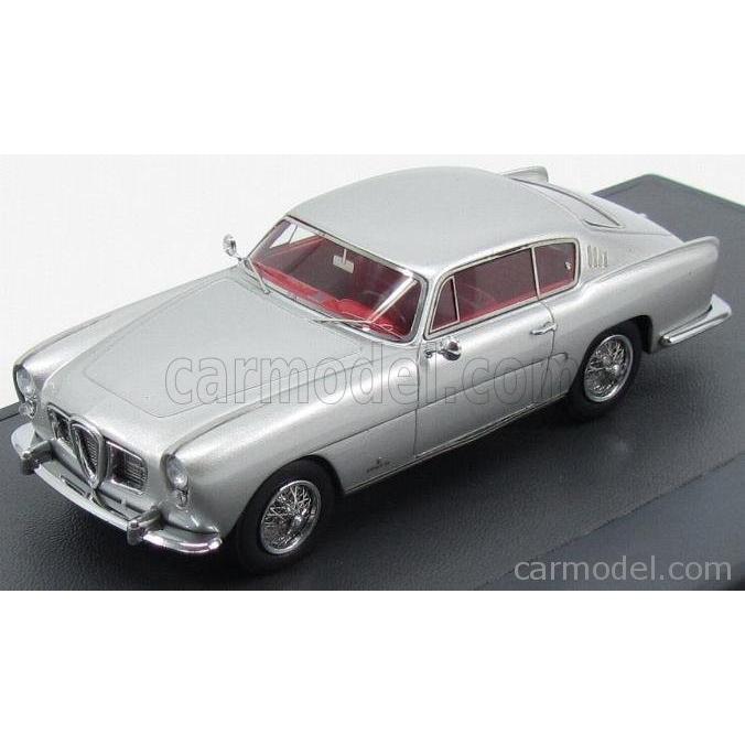 アルファロメオ 1900CSS ミニカー 1/43 MATRIX SCALE MODELS ALFA ROMEO 1900CSS SPECIAL GHIA 1954 銀 MX50102-031