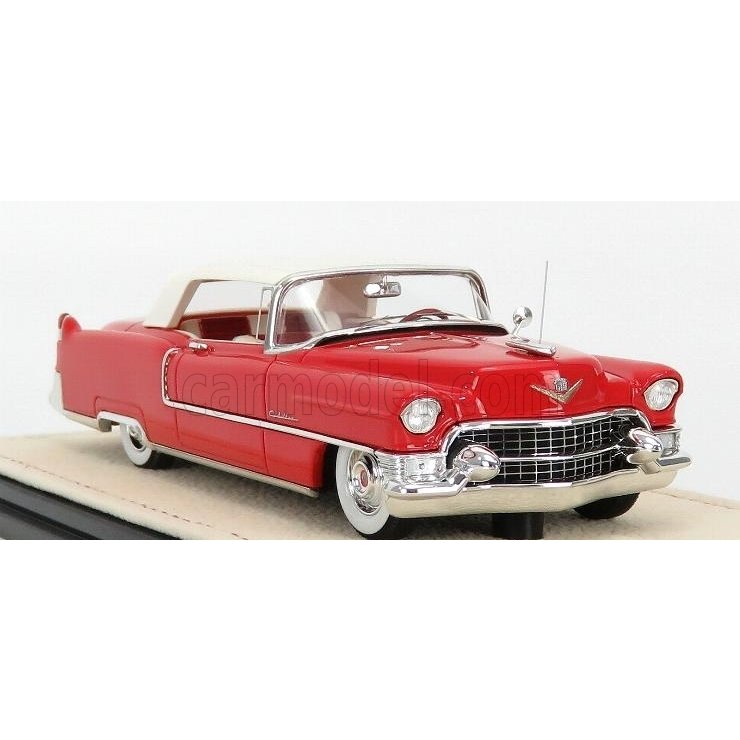 SERIES 62 CABRIOLET CLOSED 1955 STM55302 CADILLAC 1//43 STAMP-MODELS