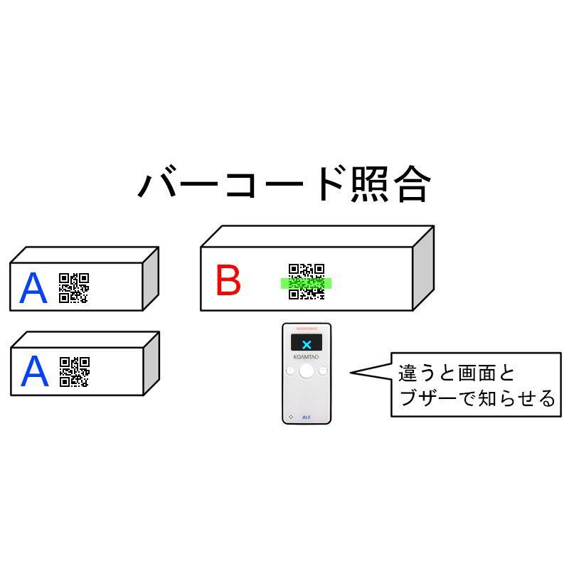 KDC280-PY 照合専用バーコードデータコレクタ|a-poc|05