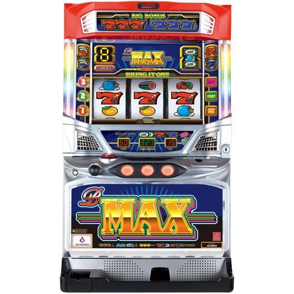 アクロス B-MAX『コイン不要機ゴールドセット』[パチスロ実機/スロット 実機][コイン不要機ゴールド(コイン/コインレス/オートモードプレイ)/家庭用電源/音量調