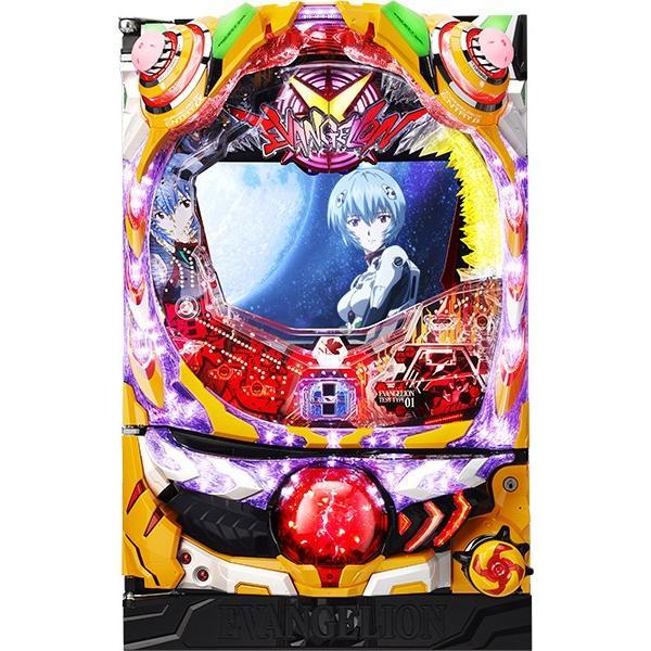 ビスティ CRエヴァンゲリヲン9 零号機暴走ループver. 『バリューセット2』[パチンコ実機][オートコントローラータイプ2(演出観賞特化型コントローラー)+循環加工