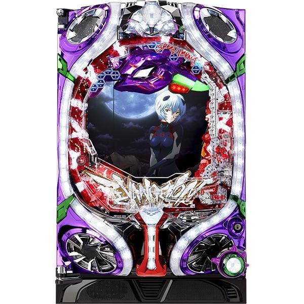 【安心のA-SLOT製】ビスティ CRエヴァンゲリヲン10 SPEED IMPACT 『バリューセット3』[パチンコ実機][A-コントローラーPlus+循環加工/家庭用電源/音量調整/ドア