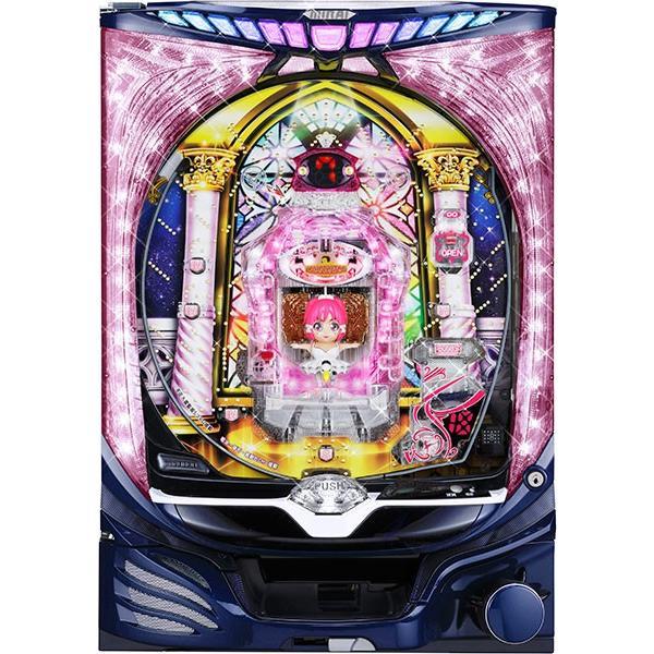 マルホン CRシャカリーナVV『バリューセット2』[パチンコ実機][オートコントローラータイプ2(演出観賞特化型コントローラー)+循環加工/家庭用電源/音量調整/ドア