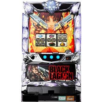 七匠 パチスロ 黒 LAGOON3 ブラックラグーン3リミットブレイク『コイン不要機ゴールドセット』[パチスロ実機/スロット 実機][コイン不要機ゴールド(コイン/コ