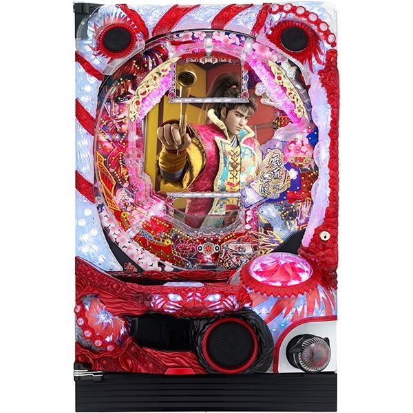ニューギン CR真・花の慶次 『バリューセット2』[パチンコ実機][オートコントローラータイプ2(演出観賞特化型コントローラー)+循環加工/家庭用電源/音量調整/ド
